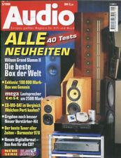 Audio 5/98  B&W CDM 7SE,Gryphon ,Heil AMT,Cyrus DAD 1,Genesis 200i ,Wilson Audio