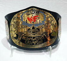 WWF SMOKING SKULL Wrestling Championship Adult Size Replica Belt