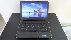 Dell Latitude E5430 laptop, i5 CPU, 8GB RAM, 320GB HDD, Windows 10 Pro, WiFi