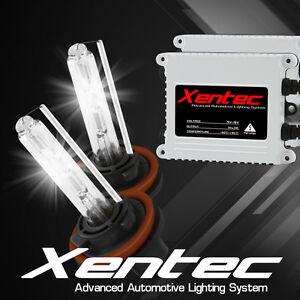 XENTEC XENON LIGHT 35W SLIM HID KIT 6K 6000K Diamond White H4 H7 H11 H13 9006 H1