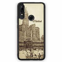 Vintage Panorama Makkah Mekka Silikon Hülle für Huawei P Smart Z Motiv Design...