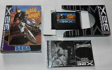 SEGA Mega Drive 32x Moto Cross Championship mit Box und Anleitung
