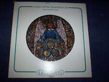 "Glassmasters Suncatcher ""Angel Of The Arts"" In Original Box From 1989"
