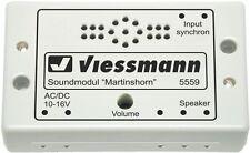 Viessmann 5559 Soundmodul Martinshorn   mit Synchroneingang
