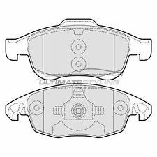 Peugeot Partner Mk2 MPV 2015-> 1.2 1.6 Front Brake Pads Kit W155-H65-T18.8