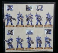 10 Infiltrators Vanguard Space Marine Warhammer 40K Shadowspear Primaris Adeptus