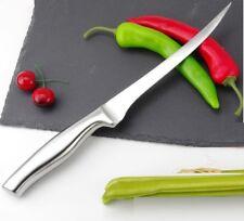 Boning Knife Forged Chef Cleaver Split Meat Butcher Sushi Salad Steak Turkey Cut