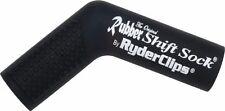 NEW RYDER CLIPS BLACK RUBBER SHIFT SOCK SPORT CRUISER CBR R1 R6 NINJA GSXR BMW