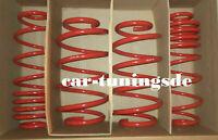 Tieferlegungsfedern für Opel Corsa C 60/40mm