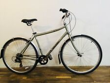 "Raleigh Detour 2.5 Commuter Hybrid City Bike Bicycle ~ 19.5"" frame Low Miles"