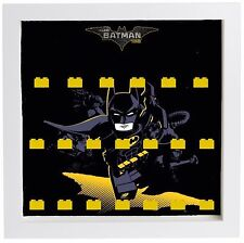 Display Frame Case for Lego Batman Movie Series 1 or 2 Minifigures mini figures