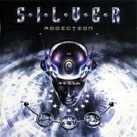 Silver - Addiction    - CD NEU
