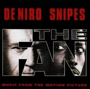 The Fan (Soundtrack CD) Massive Attack Terence Trent D'arby Hans Zimmer Honky