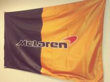 Mclaren Racing Flag Large 3Ft X 5Ft Indy Imsa Scca F1 Euro Lola