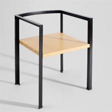 Cr 1986 Rare Iconic Chair - Comme Des Garçons N° 9 - Kuramata Shiro Rei Kawakubo