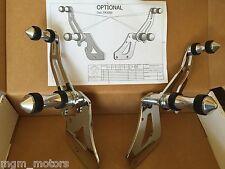 Pedane comandi Avanzati Honda VT750 C4 Shadow VT 750C4 forward controls kit rc50