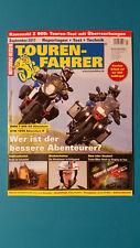 TOUREN - FAHRER SEPTEMBER 2017 Motorrad Reisen ungelesen 1A abs. TOP