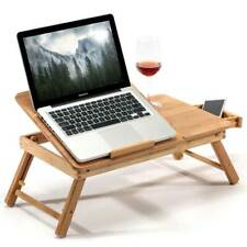 1633530-bakaji Tavolino Vassoio letto divano Porta Notebook PC Tablet con gambe