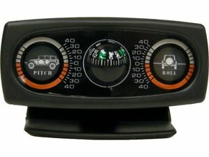 1976-2019 Jeep Wrangler & CJ Rampage Inclinometer with JK Graphics & Compass