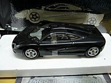McLAREN F1 BMW Road Car 1993 black schwarz met. NEU NEW  Minichamps 1:18