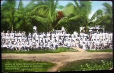 Philippines~1900's Dumaguete~Island Of Negroes~Inter-Provincial Athletes