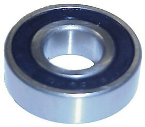 Alternator Drive End Bearing CARQUEST B-203FF