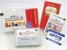 FINAL FANTASY IV EASY TYPE Edition, Super Famicom, Japanese version