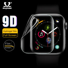2x Protective Hydrogel film Screen Protector For Apple iWatch Series 3 4 38/44mm