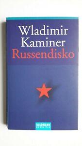 Russendisko von Wladimir Kaminer (2002, TB) Humor Bestseller   GUT!
