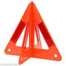 Auto Car Safety Emergency Reflective Warning Triangle 26*25*23CM HOT