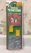 New Sealed Pewter Mould Vintage Nuremberger Meisterzinn Nr. 1006