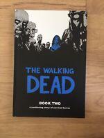 The Walking Dead HC Vol. 2 Robert Kirkman SRP $35.00.