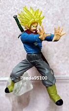 FIGURINE TRUNKS BATTLE 9 DRAGON BALL Z DBZ GASHAPON FIGURE FIGURA BANDAI NEUF
