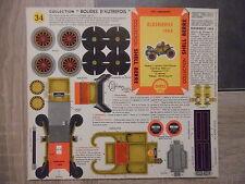 "Collection Shell Berre n° 34 - ""Bolides d'autrefois"" - Oldsmobile 1904"