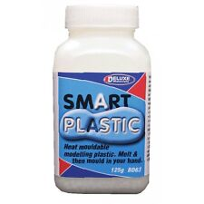 Smart Plastic 125g JUST HEAT AND MOLD by Deluxe Materials