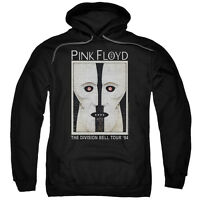 PINK FLOYD THE DIVISION BELL Adult Hooded and Crewneck Band Sweatshirt SM-3XL