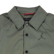 BNWT Size Large Men's Nike Air Jordan JSW Coaches Jacket 882893-018