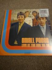Small Faces Live At The BBC 65-68 (New & Sealed) LP, hand numbered, coloured vyl
