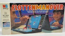 MB Spiele Flottenmanöver von 1993 unbespielt Inhalt neu  Retro Vintage TOP !