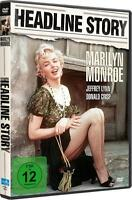 MARILYN MONROE in HEADLINE STORY * DVD * NEU / OVP zum SONDERPREIS incl. EXTRAS