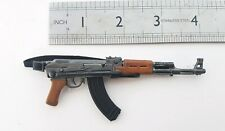 "1/6 scale AK47 rifle machine gun weapon BBI custom  toy for 12 "" figure"