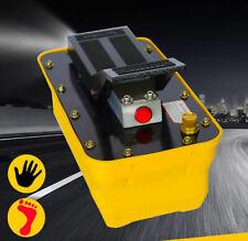 23l Girder Correction Pneumatic Hydraulic Foot Pump Air Driven Hydraulic Pump