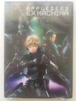 Appleseed Ex Machina DVD NEUF SOUS BLISTER Shinji Aramaki