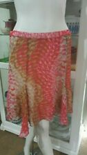 Dry-clean Only Geometric 100% Silk Skirts for Women