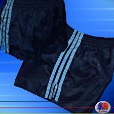 adidas Sporthose D5 / S(M) Retro Glanz Nylon Shorts Sprinter Laufhose Pants Hose