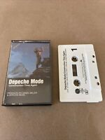 DEPECHE MODE: Construction Time Again - Sire Cassette Tape