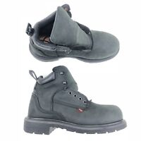 Red Wing DynaForce 6 Inch Classic Black Leather Work Boot 4217 Men Size 7 10 13