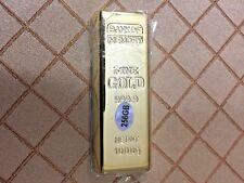 Quality 256GB Gold Bar Style USB 2.0 Flash Memory Stick Storage  Pen Drive *NEW*