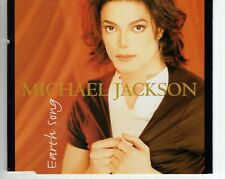 CD	MICHAEL JACKSON	earth song	EX+	little cut out (B3542)