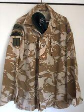 British Royal Marine Commando Para Desert DPM Jacket And Beret